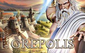 Teaser von dem Online Game Grepolis