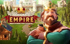 Teaser von dem Strategiespiel Goodgame Empire