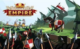 Goodgame Empire - Strategie Browserspiel
