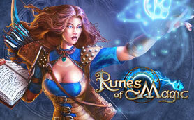 Teaser von dem Online Game Runes of Magic
