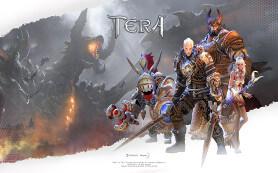 Teaser von dem Kostenloses Online Spiel Tera