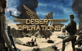 Desert Operations - Strategie Browserspiel
