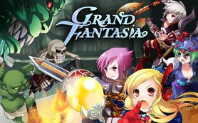 Grand Fantasia - Anime MMORPG
