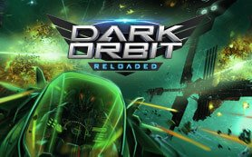 Teaser von dem Online Game Dark Orbit