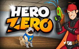 Teaser Slider von dem Spiele Kostenlos Hero Zero