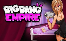 Teaser von dem Browsergame Big Bang Empire