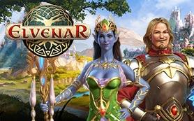 Teaser von dem Online Spiel Elvenar
