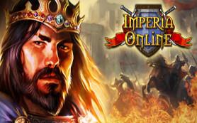Teaser von dem Strategiespiel Imperia Online