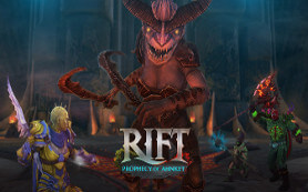 Teaser von dem MMORPG Rift