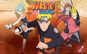 Teaser von dem Online Spiele Kostenlos Naruto Online