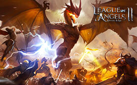 Teaser von dem Browser Game League of Angels 2