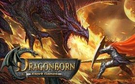 Teaser von dem Browsergame DragonBorn