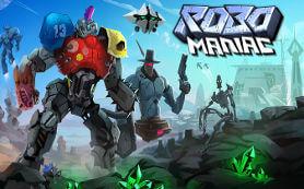 Teaser von dem Online Game Robomaniac