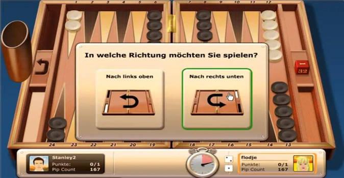 backgammon online spiele von