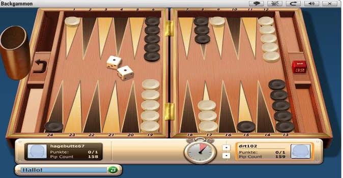 kostenlos backgammon