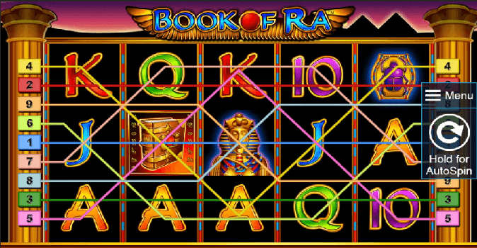 book of ra browsergame