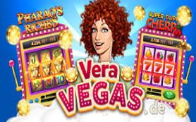 Teaser von dem Browergame Vera Vegas